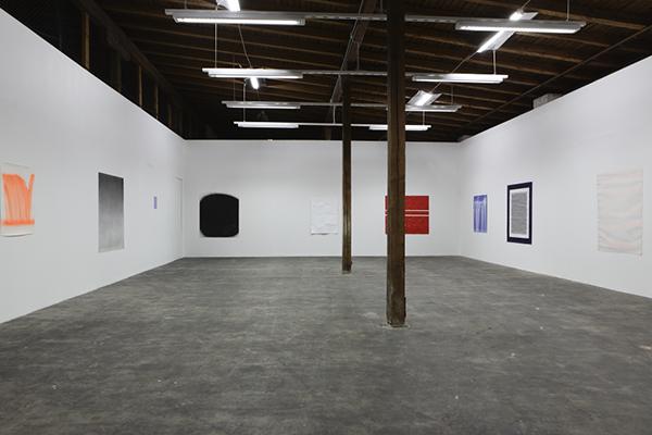 Maija Luutonen: Dedicated, exhibition view, SIC gallery (2012)
