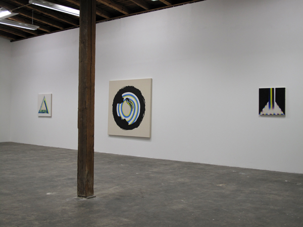 Muriel Lässer: Heart of the Sun (2012), installation picture